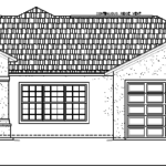 Right-Hand-Florida-Susan-Front-Elevation